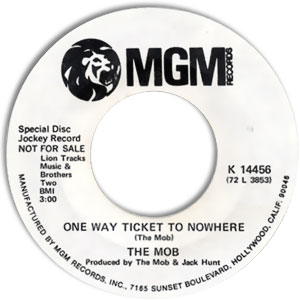 One Way Ticket To Nowhere/ Who's Shaking Your Jelly Roll