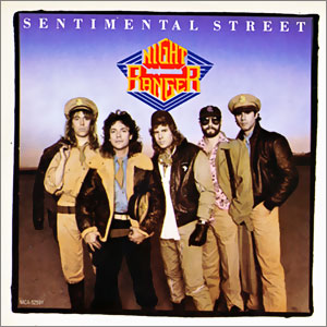 Sentimental Street/ Night Machine