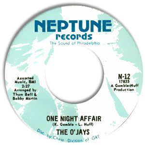 One Night Affair/ There's Someone (Waiting Back Home)
