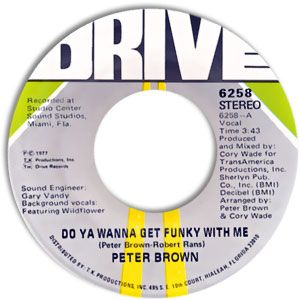 Do Ya Wanna Get Funky With Me/ Burning Love Breakdown