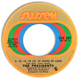 5-10-15-20 (25-30 Years Of Love)/ I'm Still Dancing