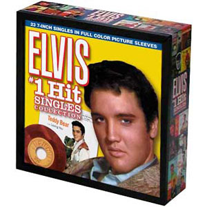 Classic 45 Record: #1 Hit Singles Collection by Elvis Presley (Collectables 0103, 2001)