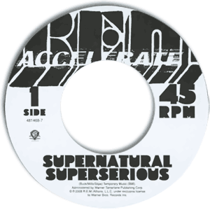 Supernatural Superserious/ Airliner