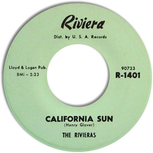 California Sun/ H B Goose Step