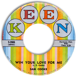 Win Your Love For Me/ Love Song From