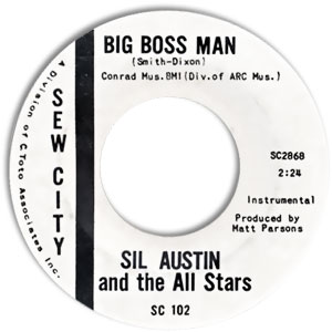 Big Boss Man/ Syl's Concerto