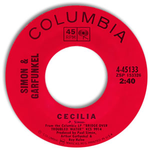 Cecilia/ The Only Living Boy In New York