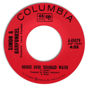 Bridge Over Troubled Water/ Keep The Customer Satisfied