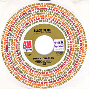 Black Pearl/ Lazy Susan