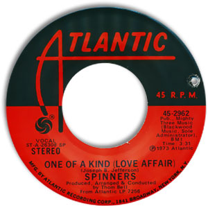 One of a Kind (Love Affair) (Long Version)/ Don't Let The Green Grass Fool You