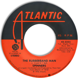 The Rubberband Man/ Now That We're Together