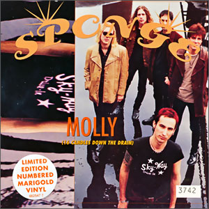 Molly (16 Candles Down The Drain)/ Cowboy Eyes