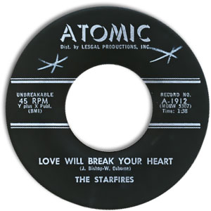 Love Will Break Your Heart/ The Dances