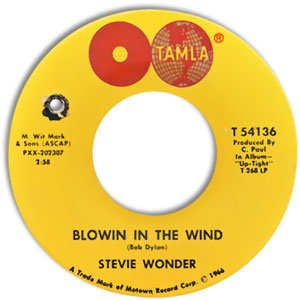 Blowin' In The Wind/ Ain't That Asking For Trouble