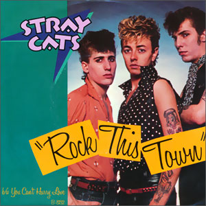 Rock This Town/ You Can't Hurry Love