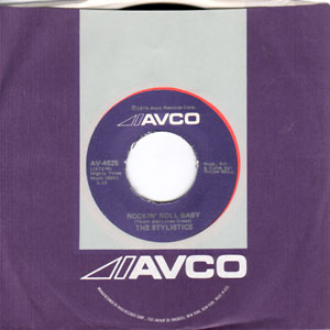 Rockin' Roll Baby/ Pieces