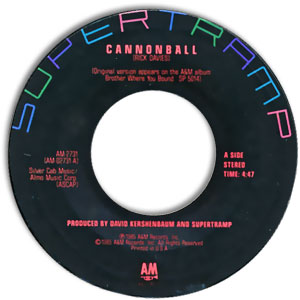 Cannonball/ Ever Open Door