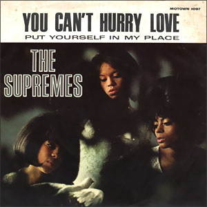 You Can't Hurry Love/ Put Yourself in My Place