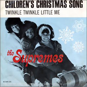 Children's Christmas Song/ Twinkle Twinkle Little Me
