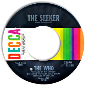 The Seeker/ Here For More