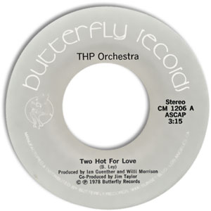 Too Hot For Love/ Dawn Patrol