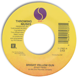 Bright Yellow Gun/ Like A Dog