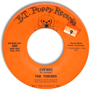 Swing/ A Girl Named Arlene