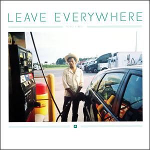 Classic 45 Record: Leave Everywhere/ First Date by Toro Y Moi (Carpark 54, 2010)