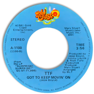 Mighty Fine/ Got To Keep Movin' On