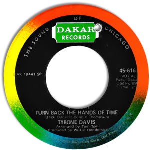 Turn Back The Hands Of Time/ I Keep Coming Back