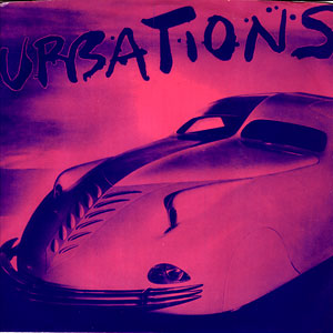 Classic 45 Record: The Whip/ Skaffle by The Urbations (Wild Child 327, 1982)