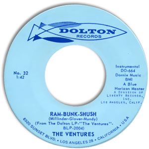 Ram-Bunk-Shush/ Lonely Heart
