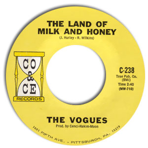 The Land of Milk and Honey/ True Lovers