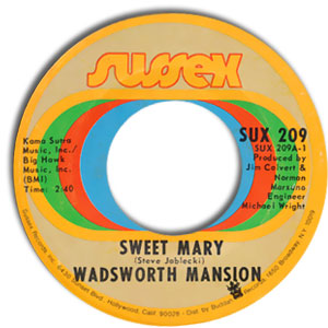Sweet Mary/ What's On Tonight