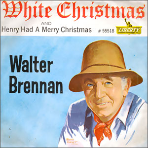 White Christmas/ Henry Had A Merry Christmas