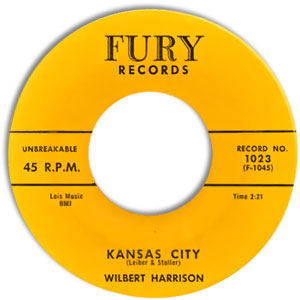 Kansas City/ Listen My Darling