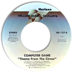Computer Game/ Yellow Magic (Tong Poo)